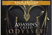 Assassin's Creed Odyssey Gold Edition US PS4 CD Key