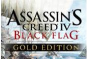 Assassin's Creed IV Black Flag Gold Edition Uplay CD Key