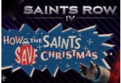 Saints Row IV - How the Saints Save Christmas DLC Steam CD Key