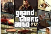 Grand Theft Auto IV EU Steam CD Key