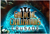 Galactic Civilizations III - Crusade Expansion Pack Steam CD Key