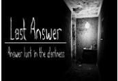 Last Answer Steam CD Key