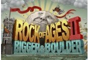 Rock of Ages 2: Bigger & Boulder Clé Steam