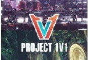 Project 1v1 Closed Alpha Steam CD Key