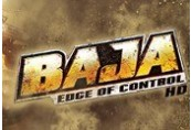 BAJA: Edge of Control HD RoW Steam CD Key