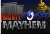 Mighty Monster Mayhem Steam CD Key