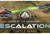Ashes of the Singularity: Escalation - Turtle Wars DLC Steam CD Key