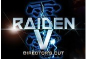 Raiden V: Director's Cut AU Steam CD Key