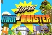 Super Man or Monster Steam CD Key