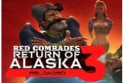 Red Comrades 3: Return of Alaska. Reloaded Steam CD Key
