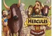 12 Labours of Hercules II: The Cretan Bull Steam Gift
