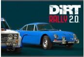 DiRT Rally 2.0 - H2 RWD Double Pack DLC Steam CD Key