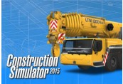 Construction Simulator 2015 - Liebherr LTM 1300 6.2 DLC Steam CD Key