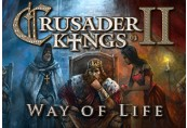 Crusader Kings II - Way of Life DLC Steam CD Key