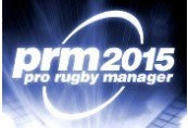 Pro Rugby Manager 2015 Steam CD Key