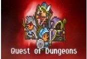 Quest of Dungeons | Steam Key | Kinguin Brasil