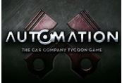 Automation - The Car Company Tycoon Game EU Steam GYG Gift