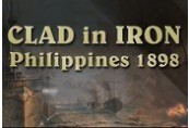 Clad in Iron: Philippines 1898 Steam CD Key
