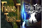 Finding Teddy 1+ 2 Bundle Clé Steam