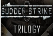 Sudden Strike Trilogy Steam CD Key
