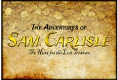 The Adventures of Sam Carlisle: The Hunt for the Lost Treasure Steam CD Key