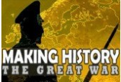 Making History: The Great War Steam CD Key