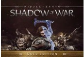 Middle-Earth: Shadow of War Gold Edition NA Steam CD Key