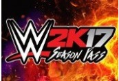 WWE 2K17 - Season Pass RU VPN Required Steam CD Key