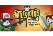 Battlesloths 2025: The Great Pizza Wars Steam CD Key