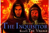 Nicolas Eymerich The Inquisitor Book II : The Village Steam CD Key