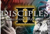 Disciples II: Gallean's Return Steam CD Key