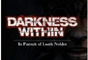 Darkness Within 1: In Pursuit of Loath Nolder RU VPN Required Steam CD Key