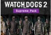 Watch Dogs 2 - Supreme Pack DLC Uplay CD Key