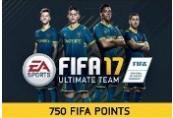 FIFA 17 - 750 FUT Points XBOX One CD Key