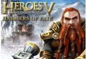 Heroes of Might and Magic V - Hammers of Fate DLC Uplay CD Key