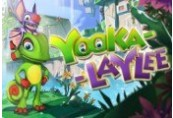 Yooka-Laylee RoW Steam CD Key