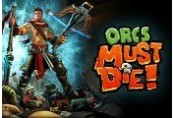 Orcs Must Die! Game of the Year EU Clé Steam