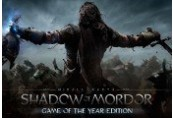 Middle-Earth: Shadow of Mordor GOTY Edition Steam CD Key