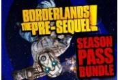 Borderlands: The Pre-Sequel + Season Pass EU Steam CD Key