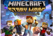 Minecraft: Story Mode - A Telltale Games Series Steam CD Key