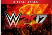 WWE 2K17 Digital Deluxe EU Steam CD Key