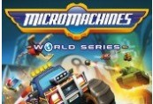 Micro Machines World Series RU VPN Activated Steam CD Key