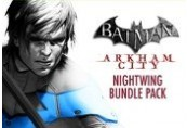 Batman: Arkham City - Nightwing Bundle DLC XBOX 360 CD Key