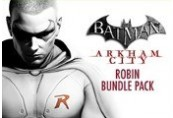 Batman: Arkham City - Robin Bundle DLC XBOX 360 CD Key