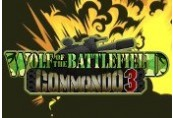 Wolf of the Battlefield: Commando 3 US PS3 CD Key
