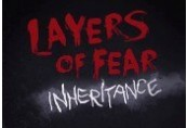 Layers of Fear - Inheritance DLC Steam CD Key