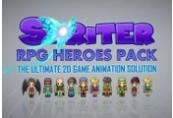 Spriter - RPG Heroes Pack DLC Steam CD Key