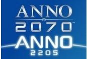 Anno 2205 + Anno 2070 Deluxe Bundle Uplay CD Key
