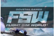 Flight Sim World + Epic Approaches Mission Pack Steam CD Key