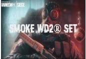 Tom Clancy's Rainbow Six Siege - Smoke Watch Dogs 2 Set DLC Uplay CD Key